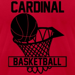 Cardinals T-Shirts - Men's T-Shirt by American Apparel