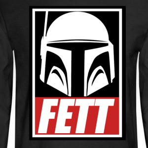 Fett -  Long Sleeve Shirts - Men's Long Sleeve T-Shirt