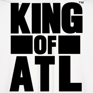 KING OF ATL (ATLANTA) Hoodies - Men's Hoodie
