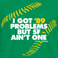 Design ~ '89 Problems (kelly green) - S-5x