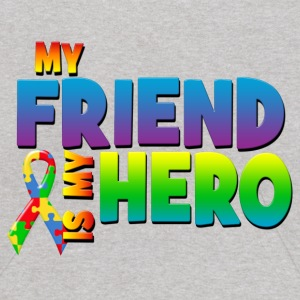 My Friend Is My Hero Sweatshirts - Kids' Hoodie