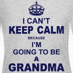 ....i am going to be a Grandma Long Sleeve Shirts