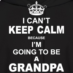 ....i am going to be a Grandpa Hoodies - Men's Hoodie