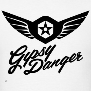 Pacific Rim: Gypsy Danger  T-Shirts - Men's T-Shirt