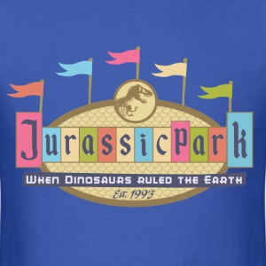 Jurassic Land T-Shirts - Men's T-Shirt