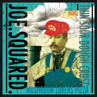 Design ~ mushroom lovers pizza men's t-shirt