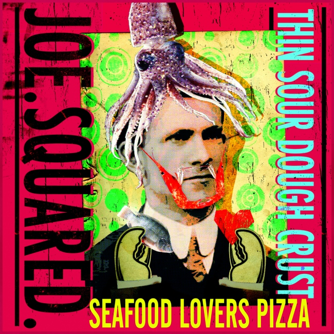 seafood lovers pizza women's shirt