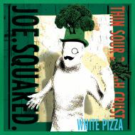 Design ~ white pizza women's shirt