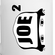 Design ~ Simple Joe Squared Logo Mug