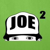 Design ~ Simple Joe Squared Logo Tote Bag