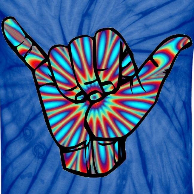 Lf8 Apparel Trippy Hippie Tie Dye Tee Unisex Tie Dye T Shirt