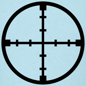 Crosshairs T-Shirts - Men's T-Shirt