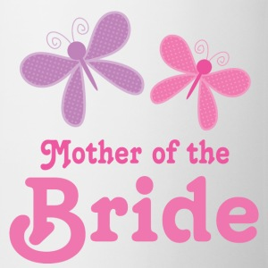 Mother of the Bride (Bridal Party) Bottles & Mugs - Coffee/Tea Mug