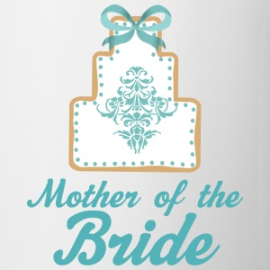 Mother of the Bride (Wedding Cake) Bottles & Mugs - Coffee/Tea Mug