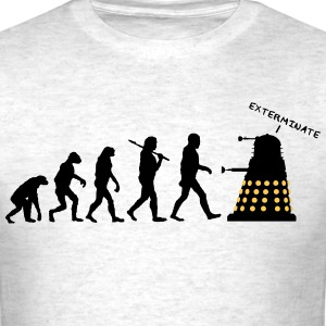Dalek Evolution T-Shirts - Men's T-Shirt