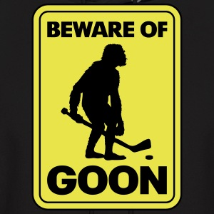Beware of Goon (2 Color) Hoodies - Men's Hoodie