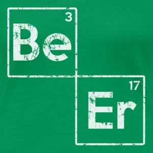 Beer Elements St Patrick's Day  Women's T-Shirts - Women's Premium T-Shirt