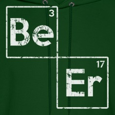 Beer Elements St Patrick's Day  Hoodies