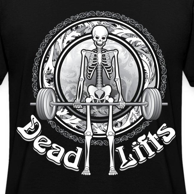 Dead Lifts Women's Standard BACK