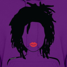 Locs & Lipstick_Global Couture Hoodies