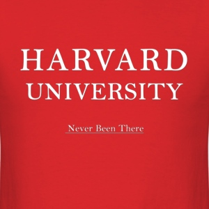 Harvard University - Men's T-Shirt