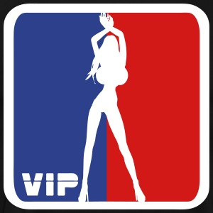 VIP Stripper Shirt - Men's Premium T-Shirt