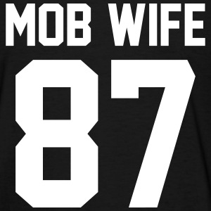 Mob wife Women's T-Shirts - Women's T-Shirt