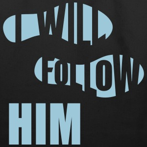 I Will Follow Him Bags & backpacks - Eco-Friendly Cotton Tote