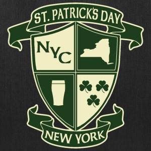 st_patricks_day_new_york_irish_crest_clothing Bags & backpacks - Tote Bag