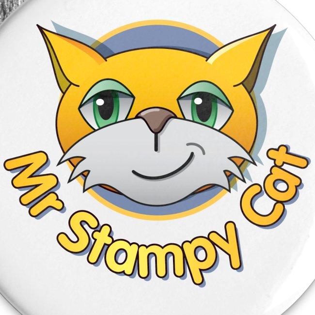 Mr. Stampy Cat - Badges