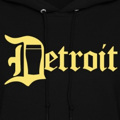 Detroit Pint City Beer Clothing Hoodies
