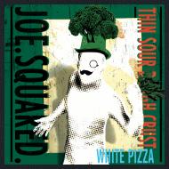 Design ~ white pizza tote bag