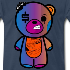 Gradient Bear - Men's Premium T-Shirt
