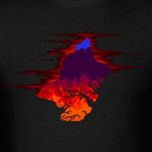 Secret cave T-Shirts - Men's T-Shirt