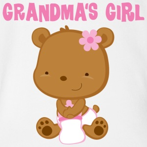 Grandma Girl Baby & Toddler Shirts - Short Sleeve Baby Bodysuit