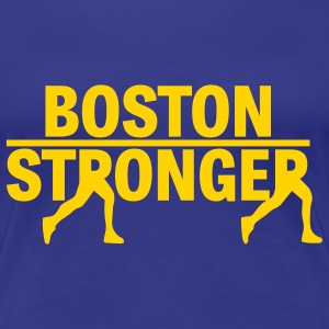 Boston Stronger - Women's Premium T-Shirt