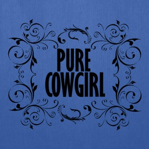 Pure Cowgirl  Bags & backpacks - Tote Bag