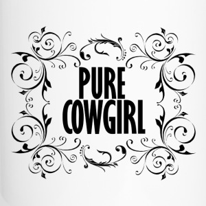 Pure Cowgirl  Bottles & Mugs - Travel Mug