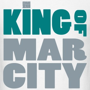 I AM KING - MAR CITY T-Shirts - Men's T-Shirt