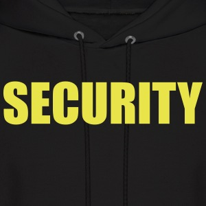 Security  Hoodies - Men's Hoodie
