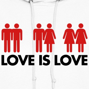 Love Is Love Hoodies - Women's Hoodie