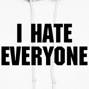 I Hate Everyone Hoodies - Women's Hoodie