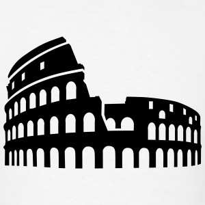 Colosseum T-Shirts - Men's T-Shirt