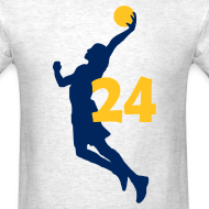 Design ~ George SUPERSTAR #24 Pacers Shirt