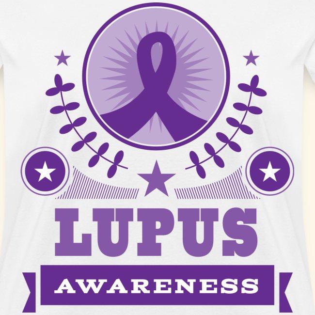 Homewise Shopper Lupus Awareness Womens T Shirt Womens T Shirt