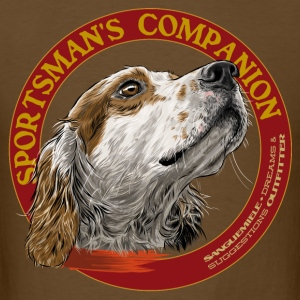 sc_english_setter T-Shirts - Men's T-Shirt