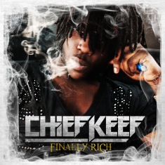 Chief Keef Deluxe Cover
