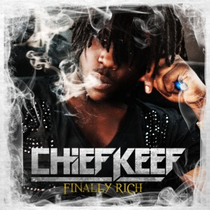 Chief Keef Deluxe Cover - Men's T-Shirt