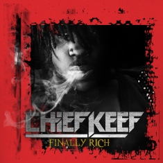 Chief Keef Delux Cover