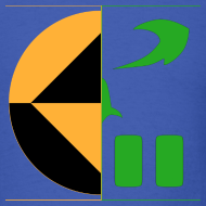 Design ~ Guardians vs Virus - Mens T-Shirt